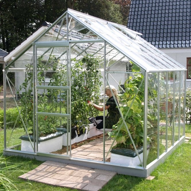 Click to view product details and reviews for Neptune 8300 8 X 10 Greenhouse Silver.