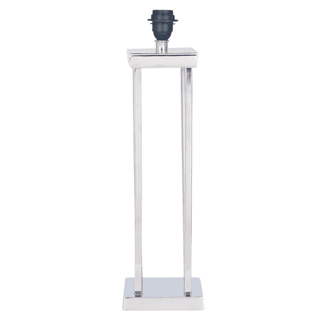 Click to view product details and reviews for Nickel 4 Post Table Lamp.