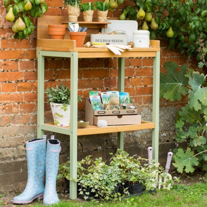 Click to view product details and reviews for Norfolk Leisure Florenity Verdi Potting Table.