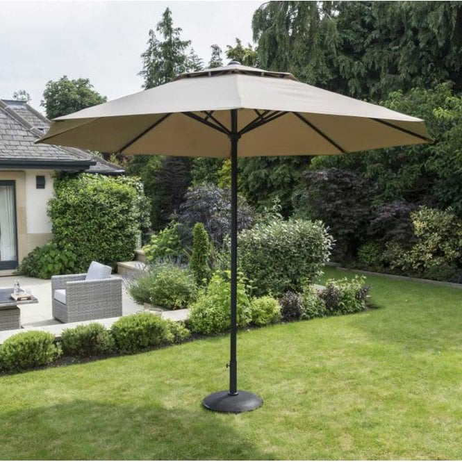 Click to view product details and reviews for Norfolk Leisure Garden Must Haves Easy Up Parasol 33m.