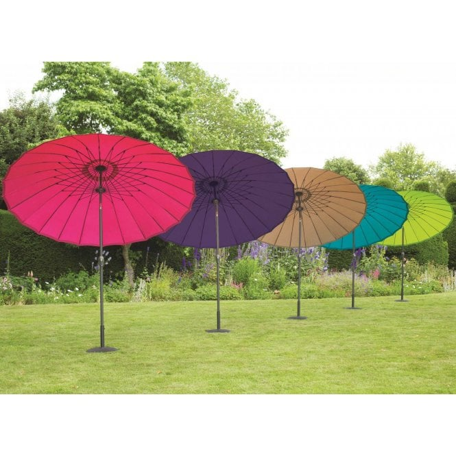 Click to view product details and reviews for Norfolk Leisure Garden Must Haves Geisha Parasol 27m.