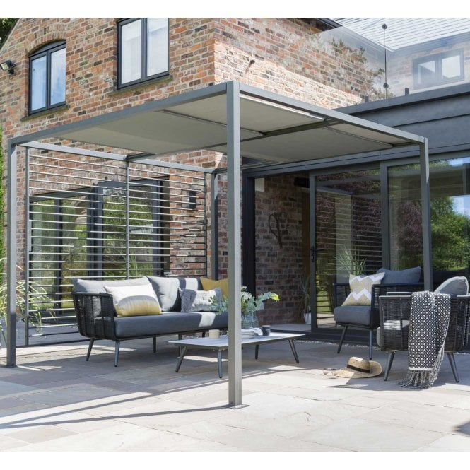 Click to view product details and reviews for Norfolk Leisure Garden Must Haves Sliding Roof Gazebo.