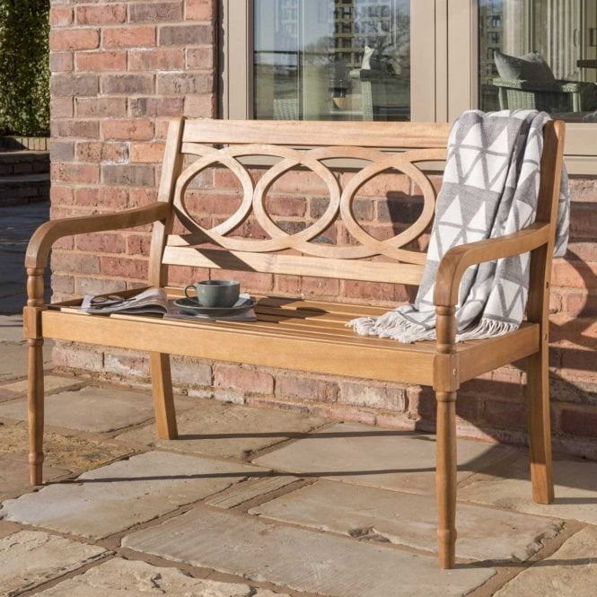 Click to view product details and reviews for Norfolk Leisure Handpicked Christi 2 Seat Bench.