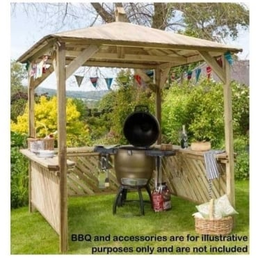 Norwood Broxton Gazebo
