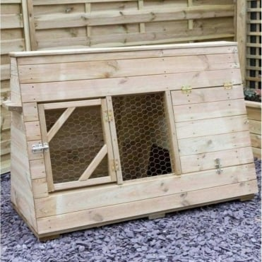 Norwood Chicken Starter Coop