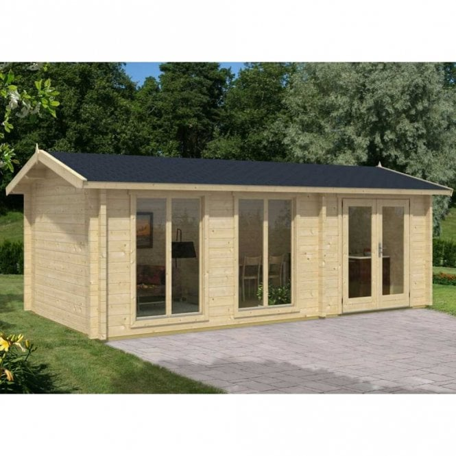 Click to view product details and reviews for Oakham Log Cabin.