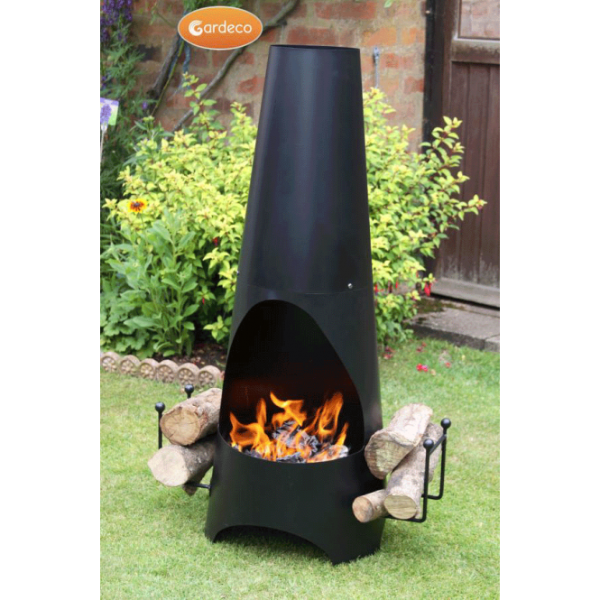 Click to view product details and reviews for Oslo Contemporary Garden Fireplace Chimenea.
