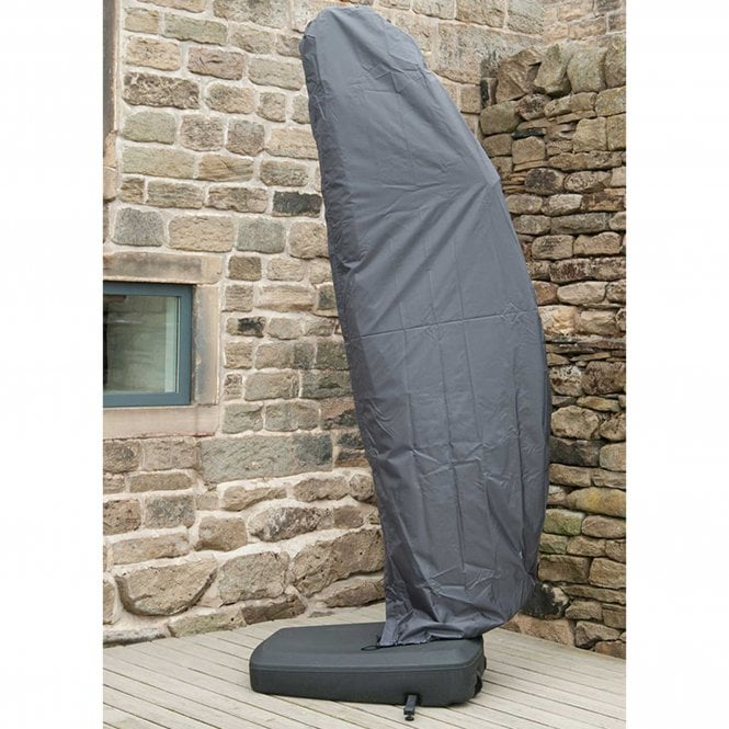 Click to view product details and reviews for Pacific Lifestyle Aerocover Free Arm Parasol 250 X 85cm.