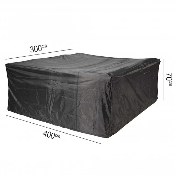 Click to view product details and reviews for Pacific Lifestyle Aerocover Lounge Set 400 X 300 X 70cm.