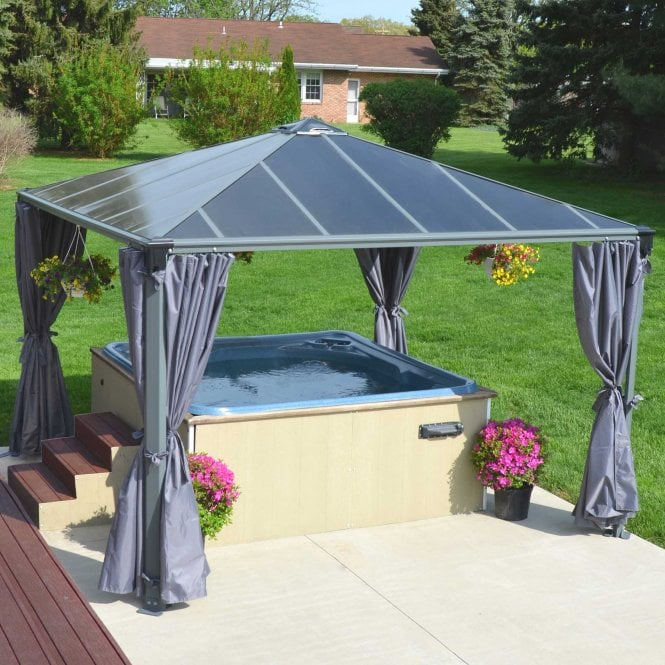 Click to view product details and reviews for Palermo 3600 36m X 36m Gazebo.