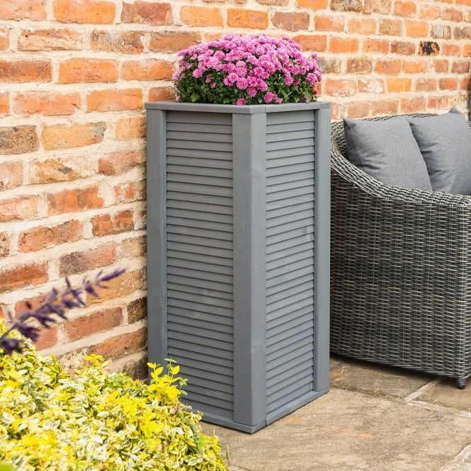 Click to view product details and reviews for Palermo Tall Planter.