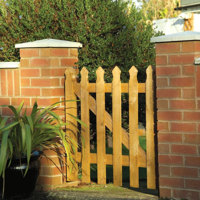 Click to view product details and reviews for Palisade Tulip Gate.