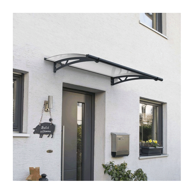 Click to view product details and reviews for Palram Canopy Altair 1500 Grey Clear.