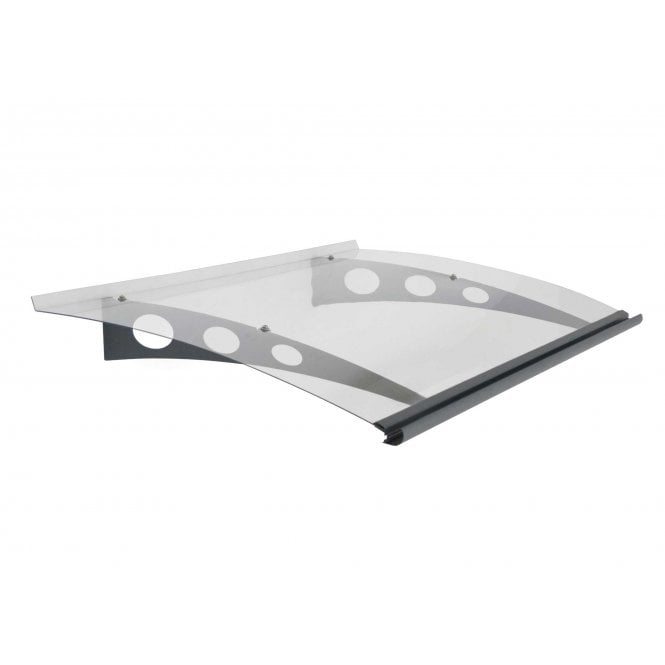 Click to view product details and reviews for Palram Canopy Garamond 1350 Grey Clear.