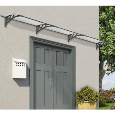 Palram Neo Door Canopy Available in 3 Sizes