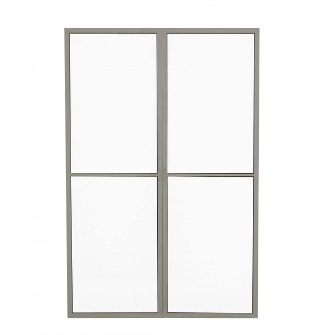 Click to view product details and reviews for Palram Sanremo Grey Screen Door Set.