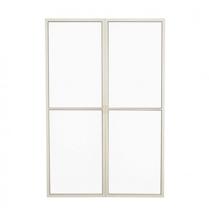 Click to view product details and reviews for Palram Sanremo White Screen Door Set.