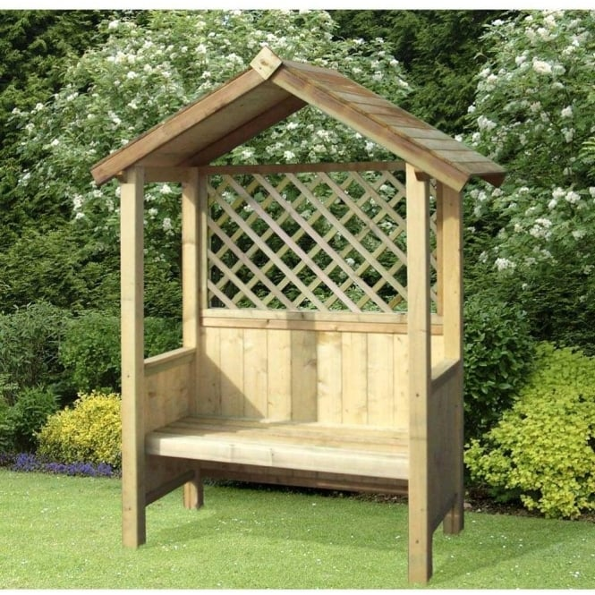 Click to view product details and reviews for Pantheon Artemis Timber Garden Arbour.