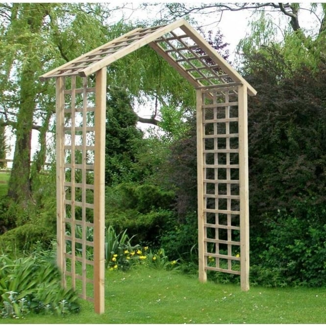 Click to view product details and reviews for Pantheon Atlas Timber Garden Arch.