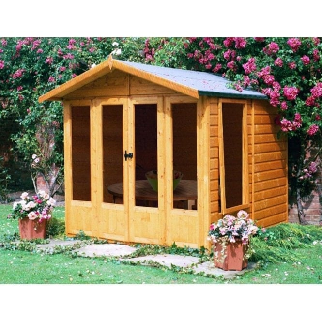 Click to view product details and reviews for Parham Summer House With Double Doors.