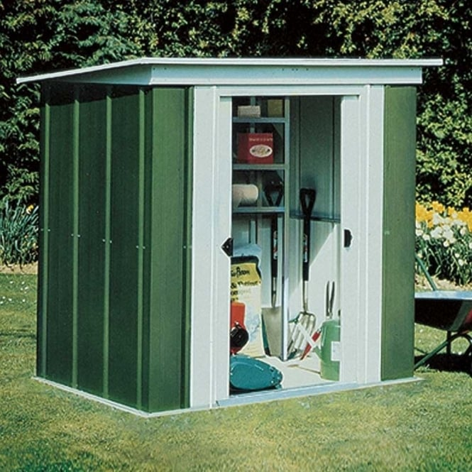 Pent Garden Shed 6 X 4