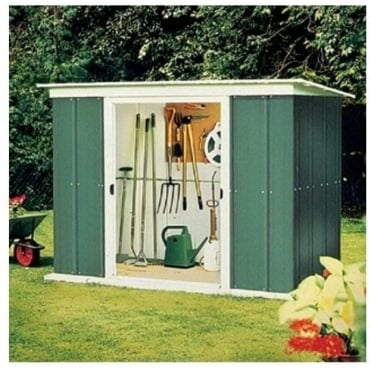Pent Garden Shed 8 x 4