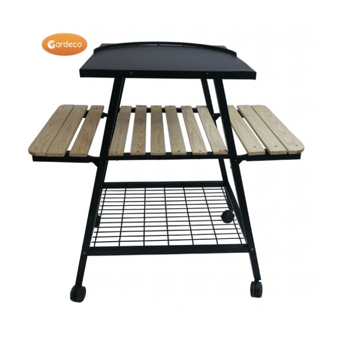 Click to view product details and reviews for Pizza Oven Trolley Stand For Pizzaro Oven.