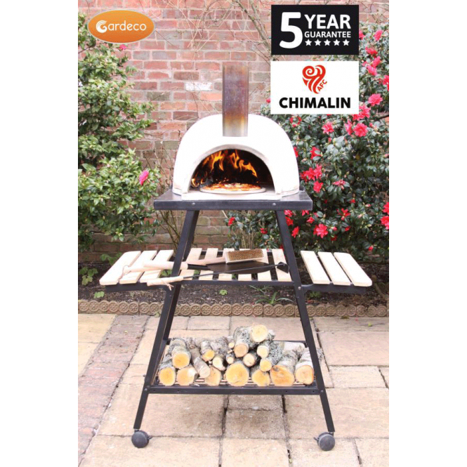 Click to view product details and reviews for Pizzaro Traditional Pizza Oven Made Of Chimalin Afc Including Stand.
