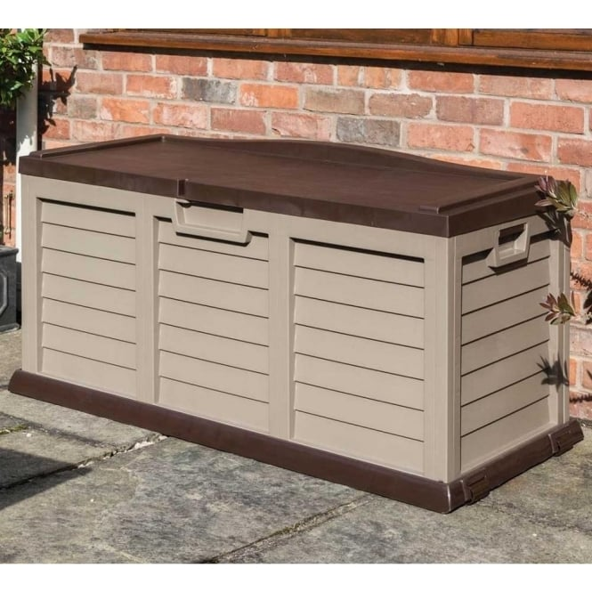 Click to view product details and reviews for Plastic Storage Box Bench.