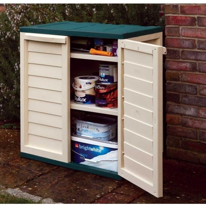 Click to view product details and reviews for Plastic Utility Cabinet.
