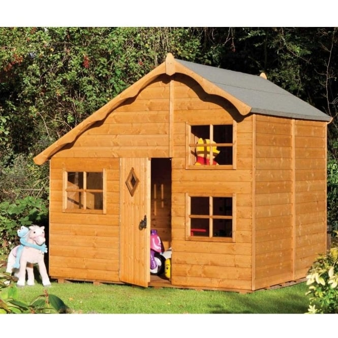 Click to view product details and reviews for Playaway Swiss Cottage.