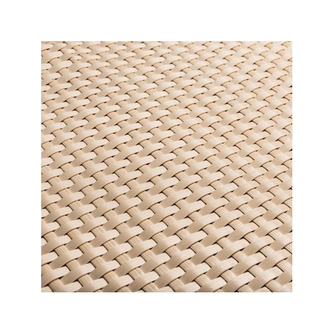 Click to view product details and reviews for Poly Rattan Garden Screening Cream 1m.