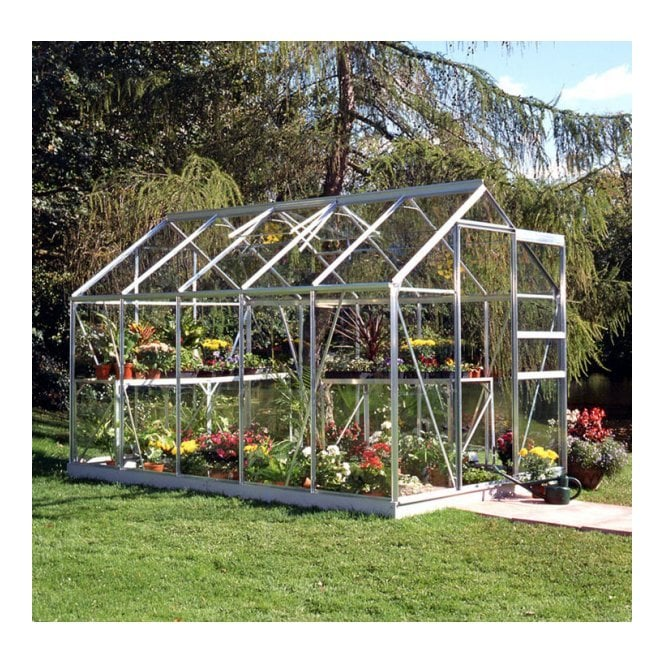 Click to view product details and reviews for Popular 6ft X 10ft Greenhouse Silver.