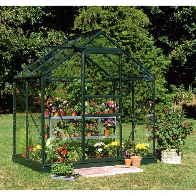 Click to view product details and reviews for Popular 6ft X 4ft Greenhouse Green.