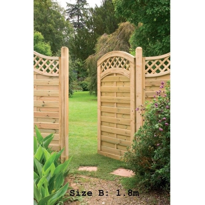 Click to view product details and reviews for Prague Garden Gate 2 Sizes.
