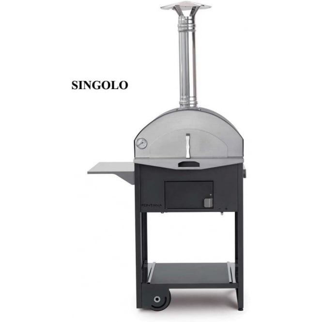 Click to view product details and reviews for Premier Hybrid Pizza Cuccina Singolo And Doppia Garden Oven Cooker.