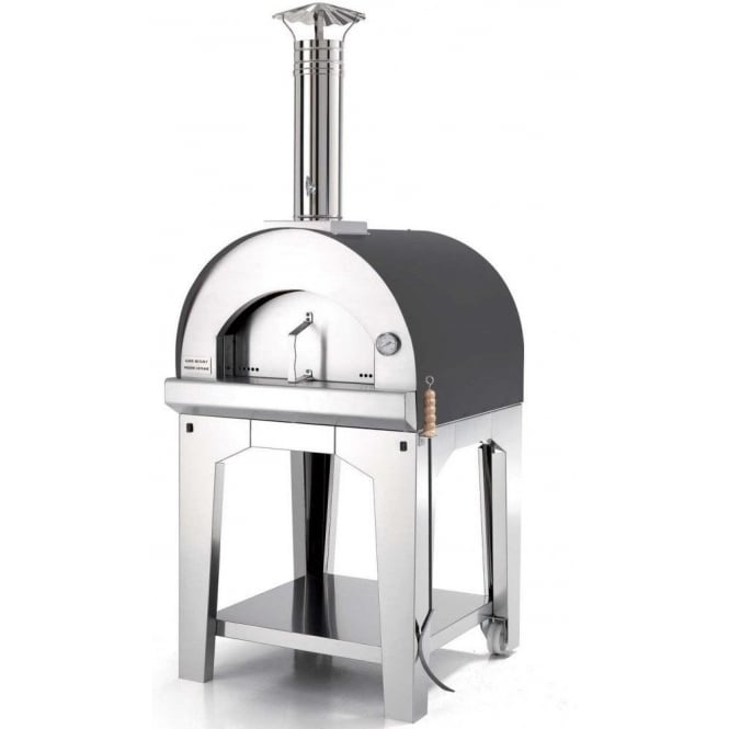 Premier Margherita And Mangiafuoco Pizza Ovens Wood Burning