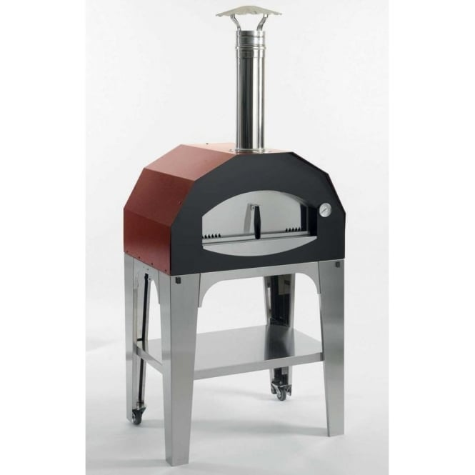 Click to view product details and reviews for Premier Red Capricciosa Pizza Oven.