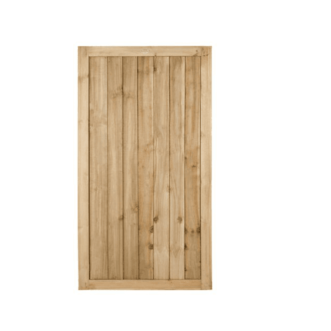 Click to view product details and reviews for Pressure Treated Featheredge Gate 6ft 180m High.