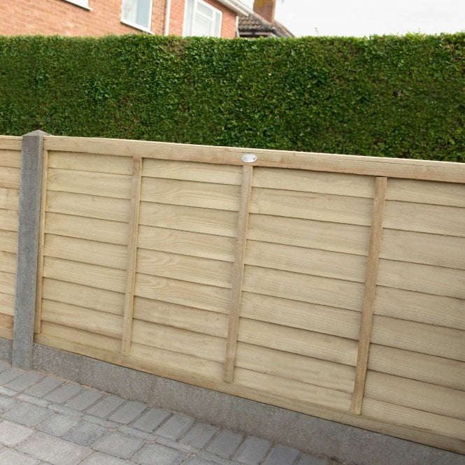 Click to view product details and reviews for Pressure Treated Superlap Panel 4 Heights Available.