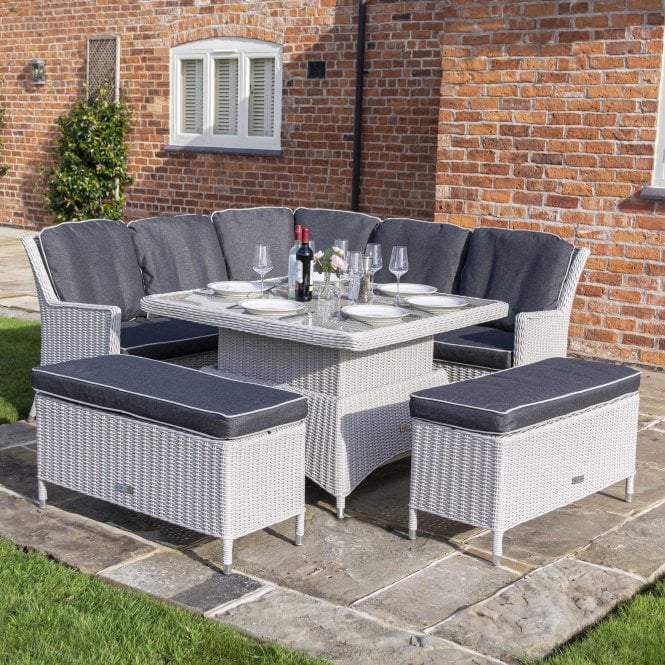 Click to view product details and reviews for Prestbury Corner Dining Set.