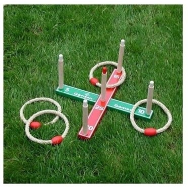 Quoits Garden Game Including Display Box
