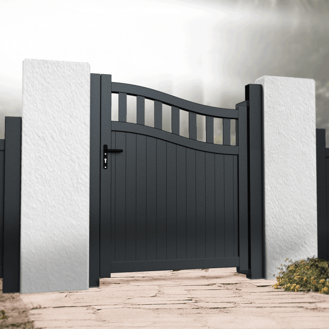 Click to view product details and reviews for Radlett Aluminium Pedestrian Gate.
