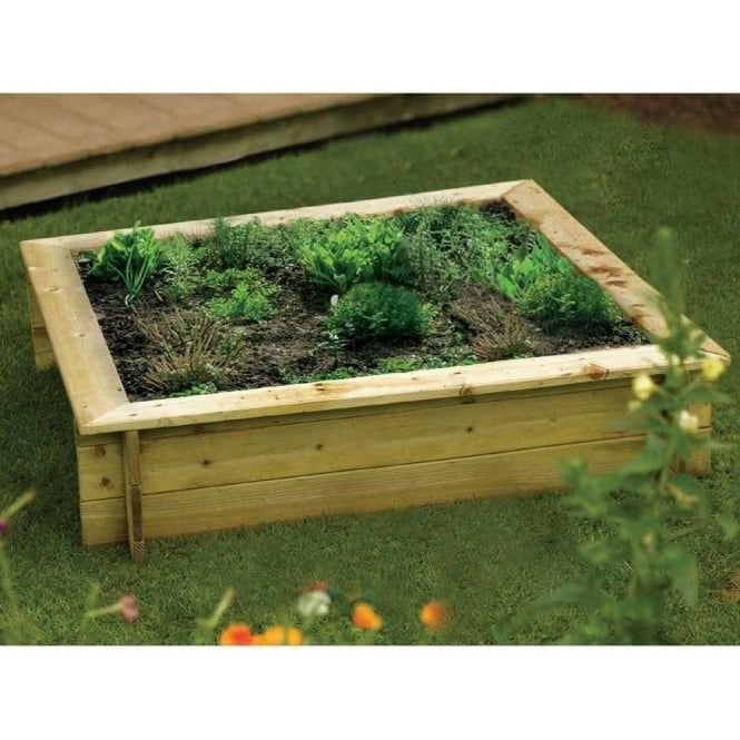 Click to view product details and reviews for Raised Bed.