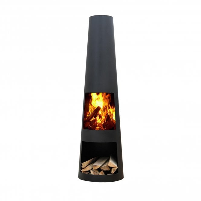 Click to view product details and reviews for Rengo Steel Outdoor Fireplace Xl.