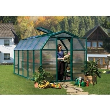 Rion Eco Grow 6 x 10 Greenhouse