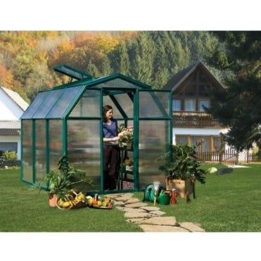 Rion Eco Grow 6 x 6 Greenhouse