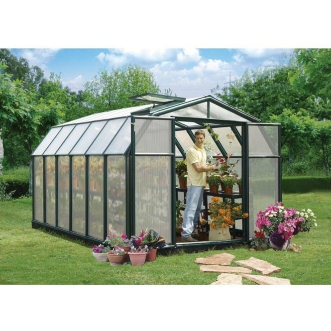 Click to view product details and reviews for Rion Hobby Gardener 8 X 12 Greenhouse Pvc Resin And Aluminium.