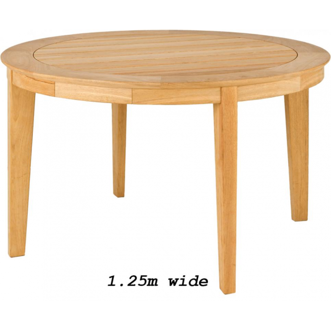 Roble Round Table - 2 sizes available