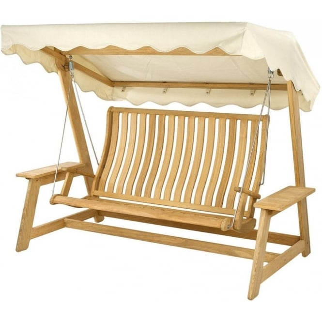 Click to view product details and reviews for Roble Swing Seat With Canopy.